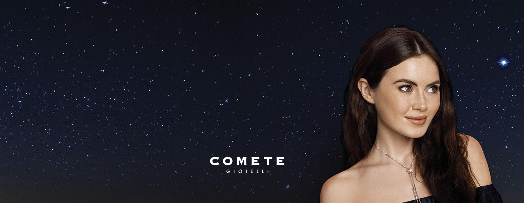 collezione spak comete gioielli